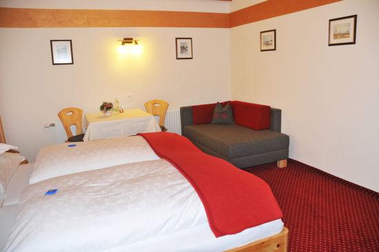 Gemütliche Doppelzimmer & Dreibettzimmer in Radstadt, Salzburger Land