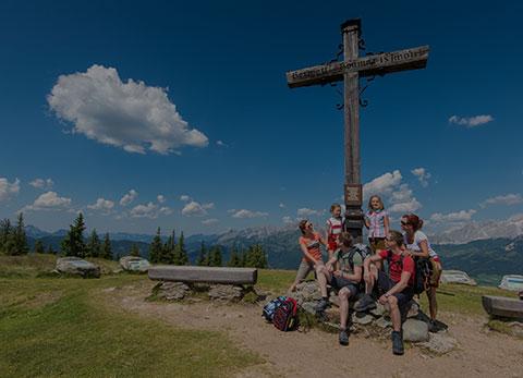 Sommerurlaub in Radstadt, Salzburger Land, Salzburger Sportwelt – Haus Kössler