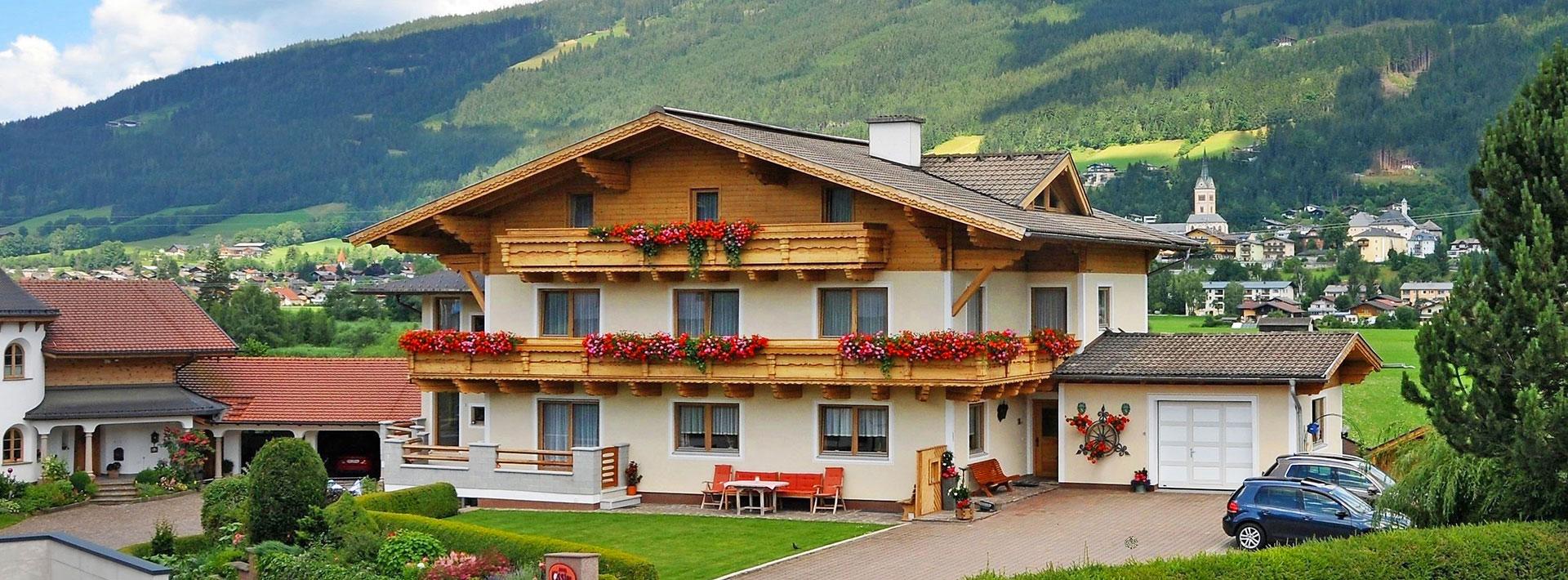 Ferienhaus Kössler, Radstadt, Salzburger Land