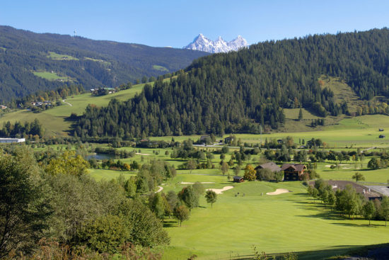 Golfurlaub in Radstadt, Golfplatz Radstadt
