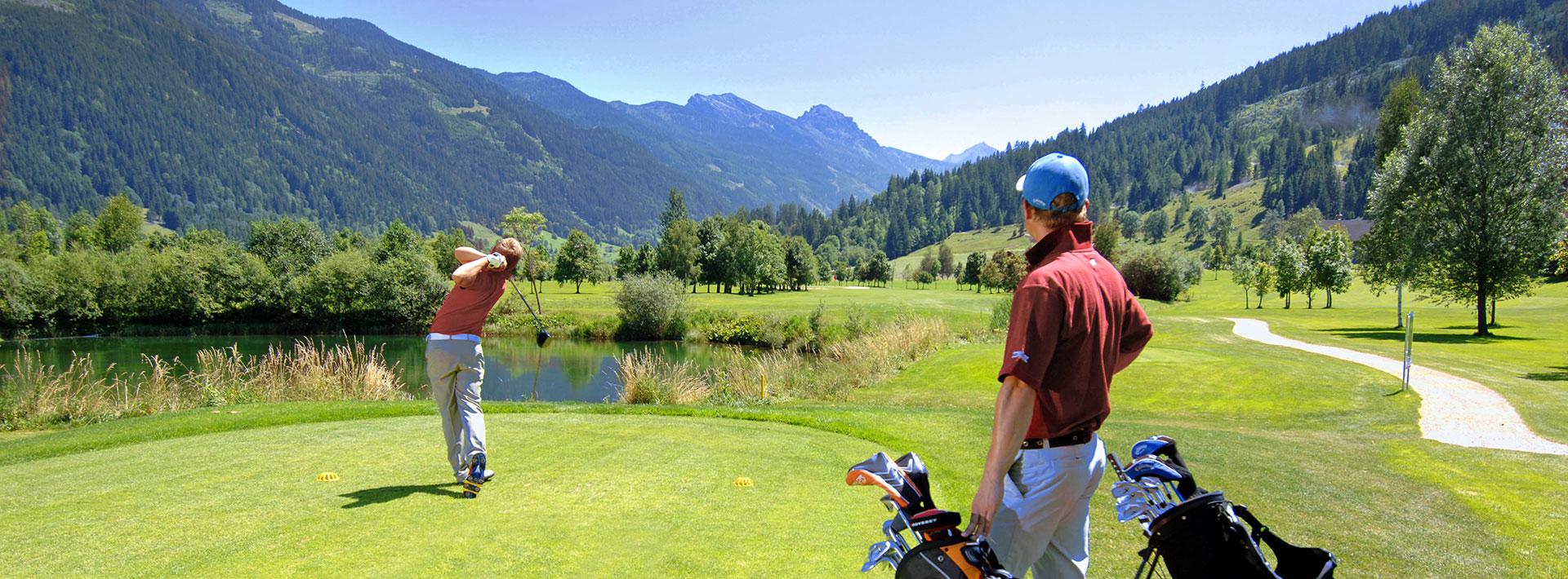 Golfurlaub in Radstadt, Salzburger Land
