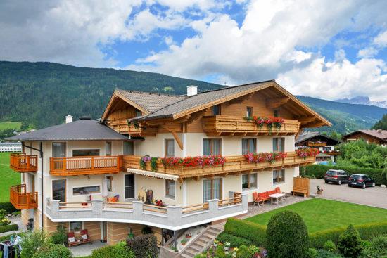 Ferienwohnung Haus Kössler in Radstadt - Urlaub im Sommer