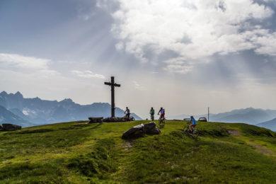 Radfahren im Sommerurlaub in Radstadt, Salzburger Land