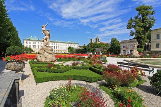 Altstadt Salzburg - Ausflugsziel in der Stadt Salzburg