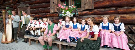 Veranstaltungen, Bauernherbst im Salzburger Land