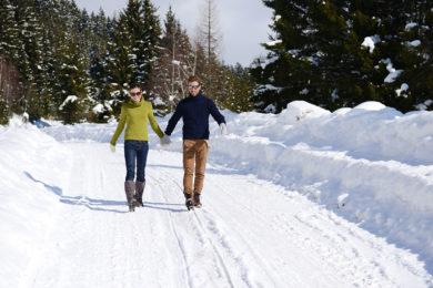 Winterwandern im Winterurlaub in Radstadt, Salzburg